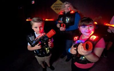 7 Tips for a Great Game of Laser Tag in Oregon